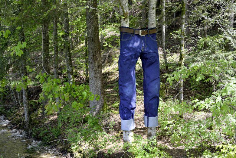 @ Vincent Kohler Denim, jeans, tree, arbre